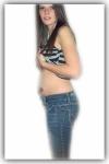 Фото животиков на 5-9 неделе беременности
