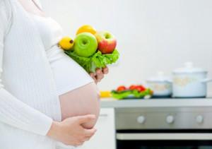 Правильное питание во втором триместре беременности