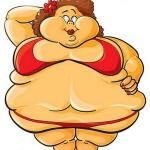 Лишний вес как причина отсутствия менструации